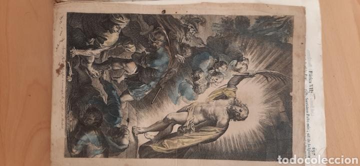 Libros antiguos: Libro religioso siglo XVIII - Foto 6 - 186286906