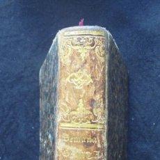 Libros antiguos: LIBRO RELIGIOSO SEMANA SANTA 1846. Lote 186335578