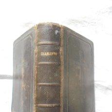Libros antiguos: LIBRO RELIGIOSO DIAMANTE SEMANA SANTA 1875. Lote 186337628