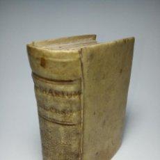 Libros antiguos: ORDINARIUM CARTUSIENSE. CONTINENS NOVAE COLLECTIONIS STATUTORUM EJUSDEM ORDINIS.1641. LUGDUNI.. Lote 186419586
