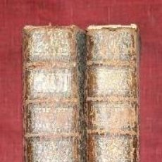 Libros antiguos: SOUFFRANCES DE NOTRE SEIGNEUR JESUS CHRIST. EDIT C.HJ.B.DELESPINE 1744. 2 TOMOS. Lote 187304042