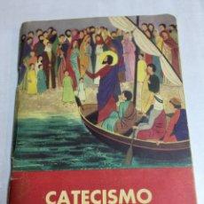 Libros antiguos: CATECISMO DE LA DOCTINA CRISTIANA - SEGUNDO GRADO - QUINTA EDICION 1962. Lote 187773887