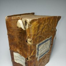 Libros antiguos: ADICIONES AL MEMORIAL DE LA VIDA CHRISTIANA QUE COMPUSO EL REUERENDO PADRE FRAY LUYS DE GRANADA DE L. Lote 188467057