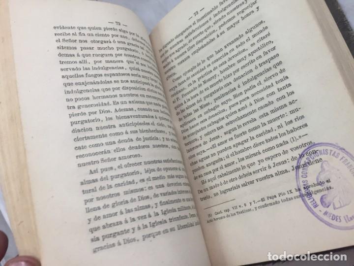 Libros antiguos: TODO POR JESUS O VIAS FÁCILES DEL DIVINO AMOR FEDERICO GUILLERMO FABER 1866/76 - Foto 3 - 188534043