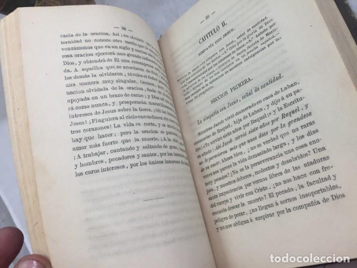 Libros antiguos: TODO POR JESUS O VIAS FÁCILES DEL DIVINO AMOR FEDERICO GUILLERMO FABER 1866/76 - Foto 4 - 188534043