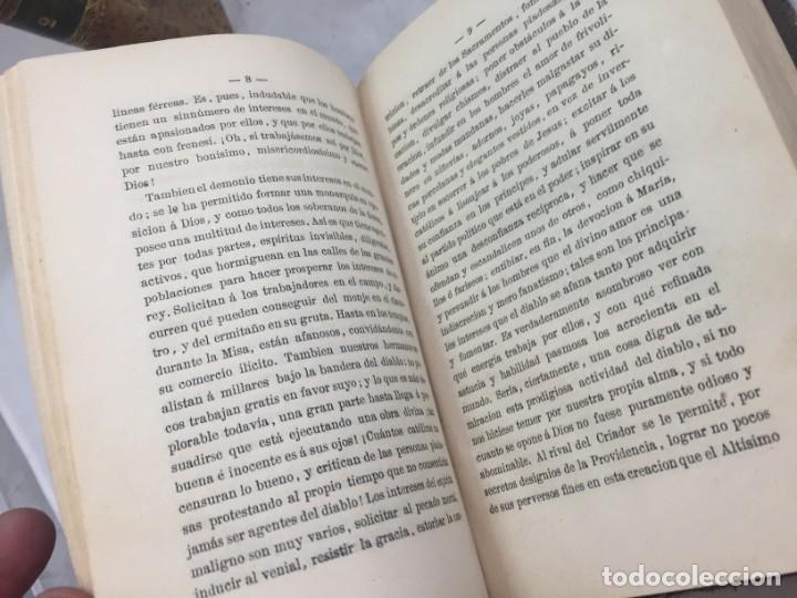 Libros antiguos: TODO POR JESUS O VIAS FÁCILES DEL DIVINO AMOR FEDERICO GUILLERMO FABER 1866/76 - Foto 6 - 188534043