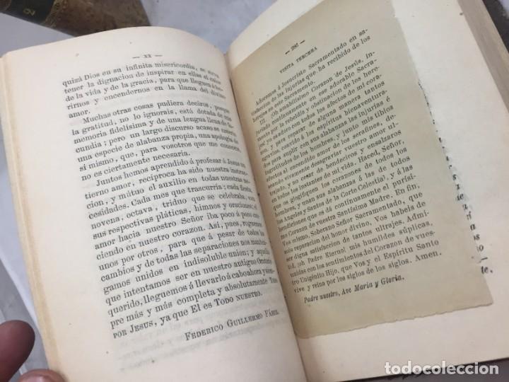 Libros antiguos: TODO POR JESUS O VIAS FÁCILES DEL DIVINO AMOR FEDERICO GUILLERMO FABER 1866/76 - Foto 7 - 188534043
