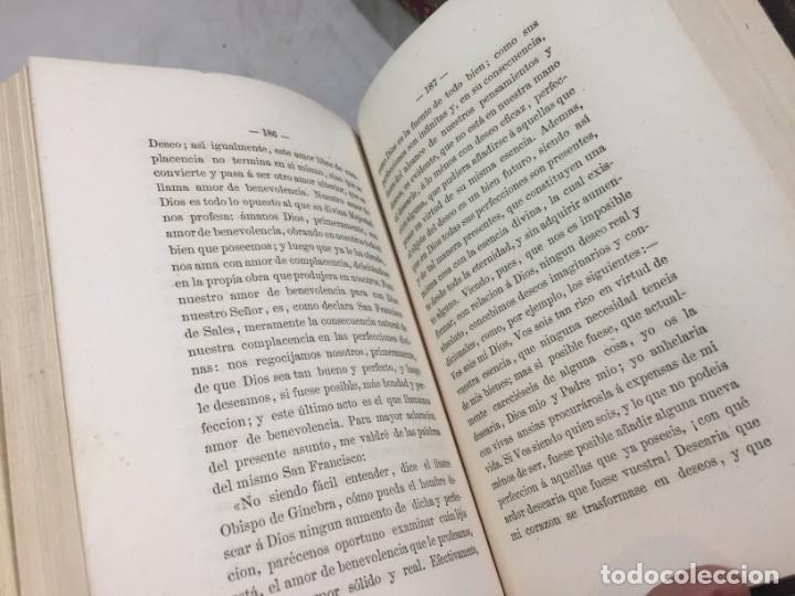 Libros antiguos: TODO POR JESUS O VIAS FÁCILES DEL DIVINO AMOR FEDERICO GUILLERMO FABER 1866/76 - Foto 13 - 188534043