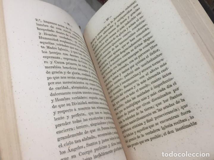 Libros antiguos: TODO POR JESUS O VIAS FÁCILES DEL DIVINO AMOR FEDERICO GUILLERMO FABER 1866/76 - Foto 15 - 188534043