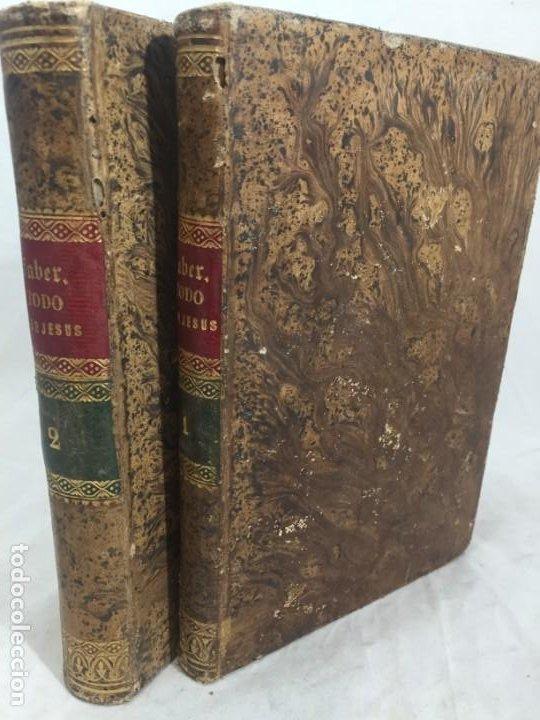 Libros antiguos: TODO POR JESUS O VIAS FÁCILES DEL DIVINO AMOR FEDERICO GUILLERMO FABER 1866/76 - Foto 17 - 188534043