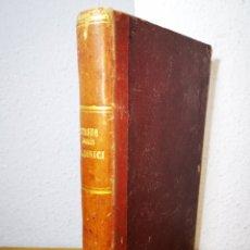 Libros antiguos: 1865 - CURSUS JURIS CANONICI, REMIGIO MASCHAT, TOMUS SECUNDUS. Lote 189488940