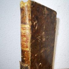 Libros antiguos: 1866 - INSTITUTIONES PHILOSOPHICAE, VOLUMEN TERTIUM. Lote 189489141