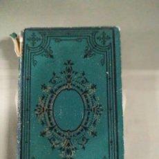 Libros antiguos: BIBLIOTHEQUE CHRÉTIENNE ET MORALE - L'EVEQUE DE LIMOGES. EN FRANCÉS. Lote 189744750
