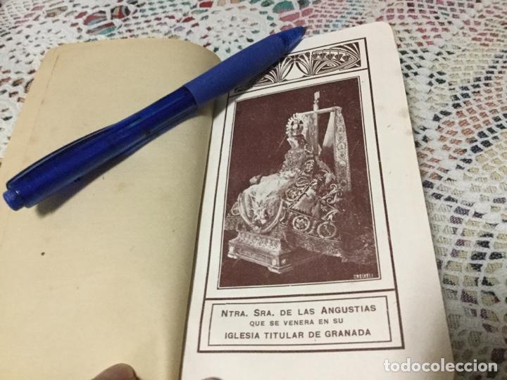 Libros antiguos: EL DEVOTO DE LA VIRGEN DE LAS ANGUSTIAS POR JOSÉ FERNÁNDEZ ARCOYA - Foto 2 - 190000545