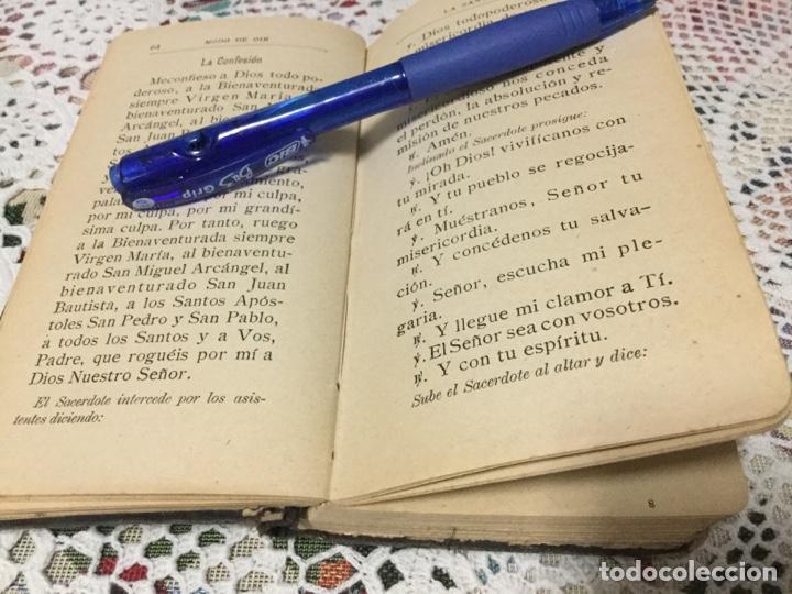 Libros antiguos: EL DEVOTO DE LA VIRGEN DE LAS ANGUSTIAS POR JOSÉ FERNÁNDEZ ARCOYA - Foto 3 - 190000545