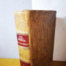 Libros antiguos: 1895 - COMPENDIUM THEOLOGIAE MORALIS, IOANNIS PETRI GURY, TOMO II. Lote 190194701