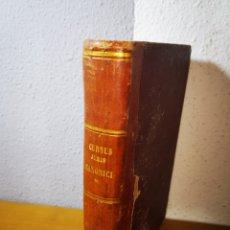 Libros antiguos: 1865 - CURSUS JURIS CANONICI, REMIGIO MASCHAT, TOMUS TERTIUS. Lote 190194905