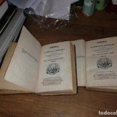 Libros antiguos: VIRGINIA O LA DONCELLA CRISTIANA. HISTORIA... TOMOS II Y III . Dª CAYETANA DE AGUIRRE. 1864 .. Lote 190774968