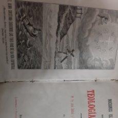 Libros antiguos: 1908 TEOLOGIA MISTICA JOSÉ CATALA Y FRANCISCO M. FERRANDO BARCELONA. Lote 191715940