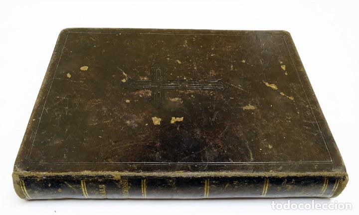 1725 - FERNÁNDEZ ZAPATA - MALDICIONES EN CATALÁN - RITUALE MAJORICENSE JUXTA RITUALE ROMANUM (Libros Antiguos, Raros y Curiosos - Religión)