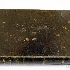 Libros antiguos: 1725 - FERNÁNDEZ ZAPATA - MALDICIONES EN CATALÁN - RITUALE MAJORICENSE JUXTA RITUALE ROMANUM . Lote 191866878