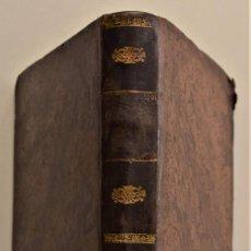 Libros antiguos: JUICIO DE LOS SACERDOTES, DOCTRINA PRÁCTICA Y ANATOMÍA... - PEDRO DE CALATAYUD - MADRID AÑO 1754. Lote 192160715