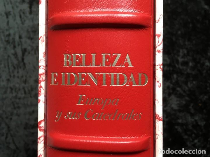 Libros antiguos: BELLEZA E IDENTIDAD - EUROPA Y SUS CATEDRALES - FRANCO MARIA RICCI - MONUMENTAL - COLECCIONISTAS - Foto 13 - 192416206