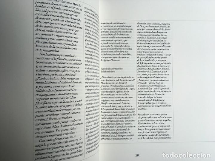 Libros antiguos: BELLEZA E IDENTIDAD - EUROPA Y SUS CATEDRALES - FRANCO MARIA RICCI - MONUMENTAL - COLECCIONISTAS - Foto 24 - 192416206