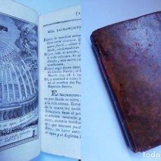 Libros antiguos: LOS SIETE SACRAMENTOS SEGÚN LOS ADMINISTRA LA SANTA IGLESIA CATÓLICA 1806 AGAPITO FDEZ. FIGUEROA. Lote 192796088