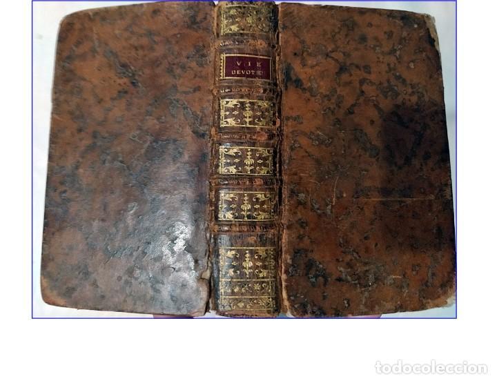 AÑO 1764: SAN FRANCISCO DE SALES: INTRODUCCIÓN A LA VIDA DEVOTA. (Libros Antiguos, Raros y Curiosos - Religión)