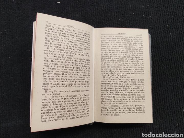 Libros antiguos: LIBRO EL CUARTO DE HORA DE ORACIÓN - Foto 7 - 194233637
