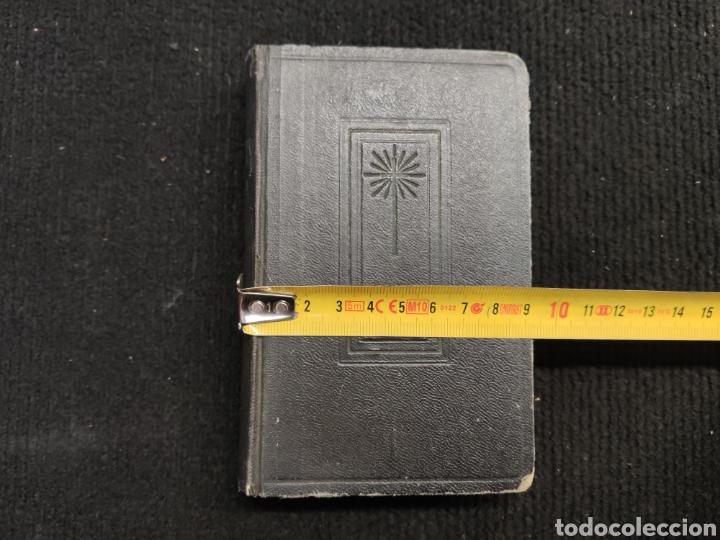 Libros antiguos: LIBRO EL CUARTO DE HORA DE ORACIÓN - Foto 9 - 194233637