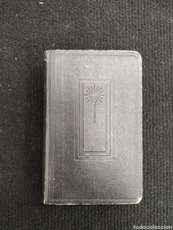 LIBRO EL CUARTO DE HORA DE ORACIÓN (Libros Antiguos, Raros y Curiosos - Religión)