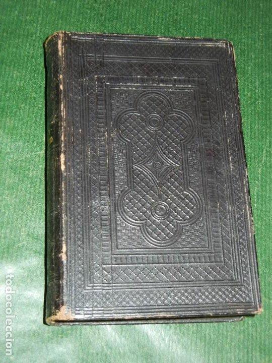 Libros antiguos: NUOVO TESTAMENTO, TRAD. DIODATI LONDRES 1866 - SOCIETA BIBLICA BRITANNICA E FORESTIERA - EN ITALIANO - Foto 2 - 194234690