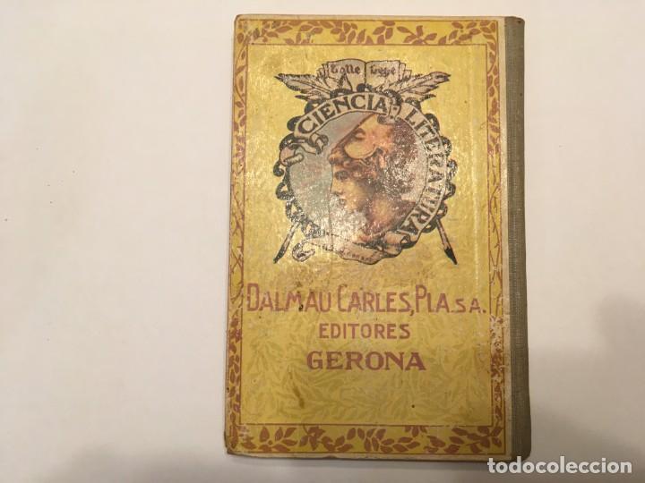 Libros antiguos: catecismo, de doctrina cristiana, en catalan, bisbat de girona, de año 1923 - Foto 2 - 194235983