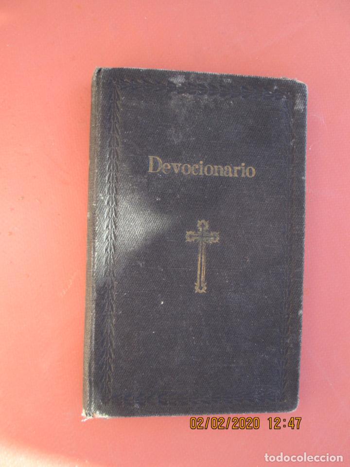 BREVE DEVOCIONARIO - G. M. BRUÑO 1931. (Libros Antiguos, Raros y Curiosos - Religión)