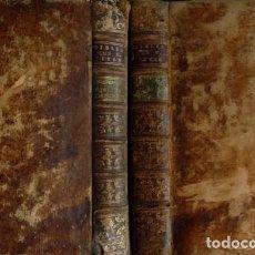 Libros antiguos: BIBLIA SACRA VULGATAE EDITIONIS, SIXTI V ET CLEMENTIS VIII IUSSU RECOGNITA ATQUE EDITA. 2 T. 1767.. Lote 194272131