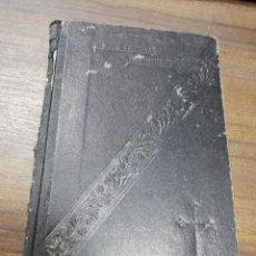 Libros antiguos: OFFICIUM ET MISSAE. PRO DEFUNCTIS CUM EXSEQUIARUM ORDINE. Nº 732.. Lote 194281215
