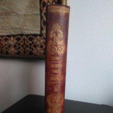 Libros antiguos: LA SANTA BIBLIA. FELIPE SCIO DE S. MIGUEL. TOMO 1. ANTIGUO TESTAMENTO. GASPAR Y ROIG 1852. Lote 194301726