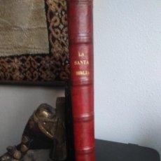 Libros antiguos: LAS PRIMERAS BELLEZAS DEL MUNDO. SANTA BIBLIA. JUSTO UGUET. TOMO II. ANTIGUO TESTAMENTO. RIERA 1878. Lote 194304396