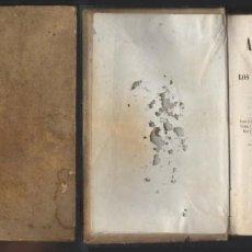 Libros antiguos: AÑO EVANGELICO. ESPLICACION DE LOS EVANGELIOS DE LOS DOMINGOS…TOMO III Y IV.- A-INCOMP-381. Lote 194334737