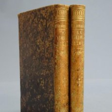 Libros antiguos: DE LA INTRODUCCIÓN DEL SÍMBOLO DE LA FE-V.P.M. FR. LUIS DE GRANADA-TOMOS II Y III-BARCELONA 1877. Lote 194387750