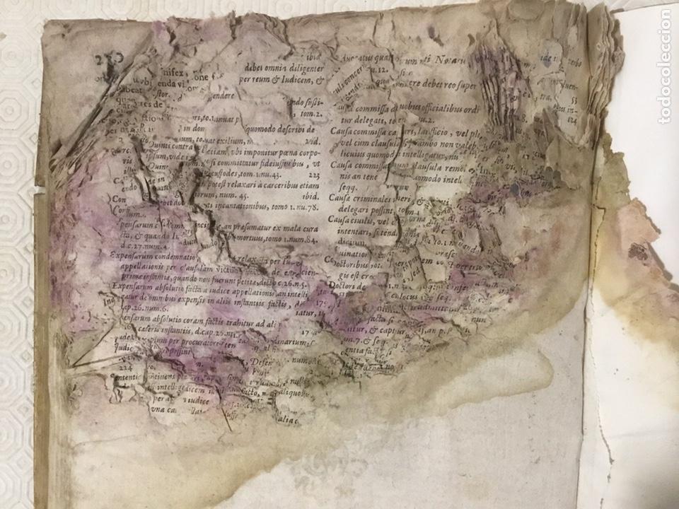 Libros antiguos: Tratado sobre la defensa de los condenados por la inquisición, Sebastiani Guazzini , Ginebra 1654 - Foto 16 - 194503938