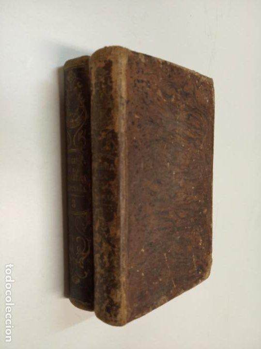 VIRGINIA, Ó LA DONCELLA CRISTIANA / TOMO II Y III / CAYETANA DE AGUIRRE / BARCELONA 1864 (Libros Antiguos, Raros y Curiosos - Religión)