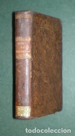 ECHARRI, FRANCISCO: INSTRUCCIÓN Y EXAMEN DE ORDENANDOS. 1829 (Libros Antiguos, Raros y Curiosos - Religión)