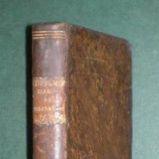Libros antiguos: ECHARRI, FRANCISCO: INSTRUCCIÓN Y EXAMEN DE ORDENANDOS. 1829. Lote 194526407