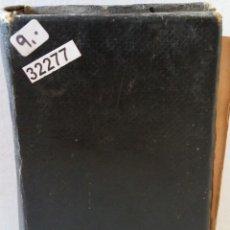 Libros antiguos: 32277 - DE LA IMITACION DE CRISTO Y DEL MENOSPRECIO DEL MUNDO - POR EL V. JUAN EUSEBIO - AÑO 1877. Lote 194591092