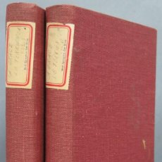 Libros antiguos: 1901.- LA GRACE ET LA GLOIRE. TERRIEN, S.J. 2 TOMOS. Lote 194600228