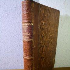 Libros antiguos: 1924 - O APOSTOLO S. JOAO, POR MONSEHOR BAUNARD. Lote 194638818