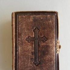 Libros antiguos: NOVÍSIMO JOYEL DE LA NIÑA CRISTIANA - 1882 - INCLUYE ESTAMPA Y CUPÓN DE 1891 -. Lote 194667106